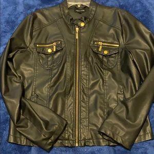 leather jacket ;)